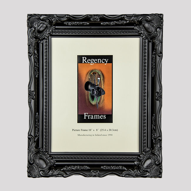 Swept Frame Black