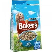 Bakers Adult - Duck & Veg 2.7kg