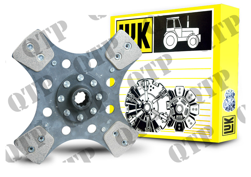 PTO Disc New Holland TN's 60's - Quality Tractor Parts LTD