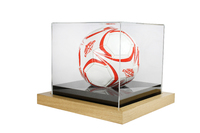 Acrylic Box For Football Display Case
