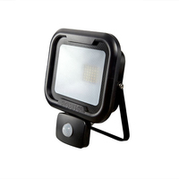Robus Remy 30W LED PIR Floodlight IP65 4000k