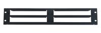 BLUSTREAM 4-Way 19'' 2RU Rack Shelf Unit  (RSU-2RU)