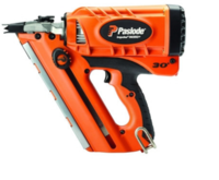 Paslode IM350+ Cordless Gas Framing Nailer For 34° Paper Strip Nails 50-90mm C/W Charger 1 x Li-ion Battery & Case (Ploughing Special Discount Price)