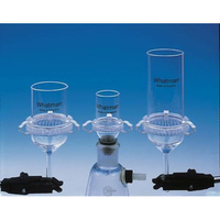 3-Piece Funnel 200ml 9.0cm, With Acrylic Plat