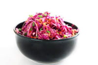 Red Coleslaw Mix