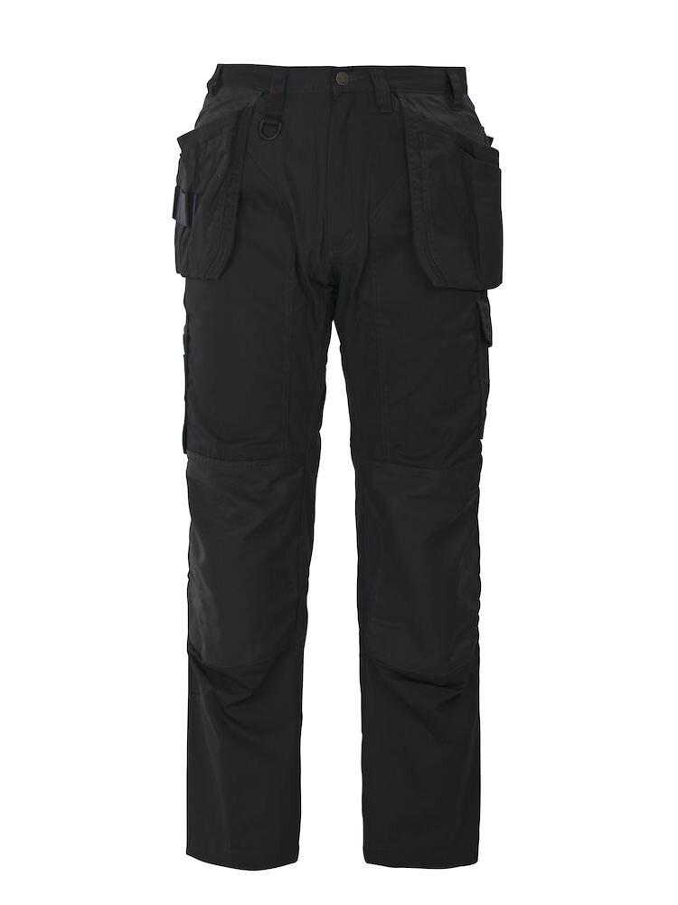 ProJob Black 5512 Construction Trousers