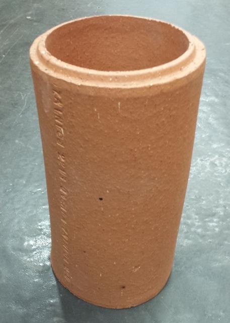 Clay Flue Liner 150mm x 330mm