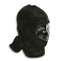 Highlander Polar Fleece Balaclava, Black