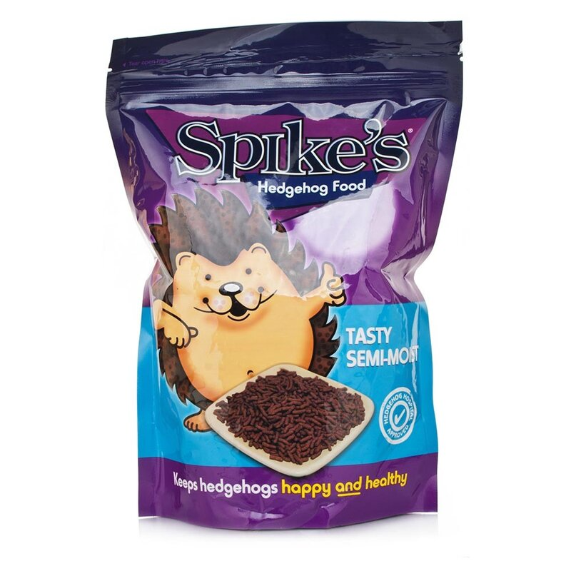 Spike's Tasty Semi Moist Hedgehog Food 6 x 550g