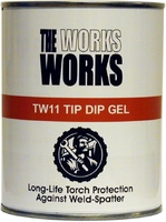 The Works TW11 Tip Dip Gel 500Ml