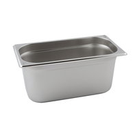 Gastronorm Container 1/3 150mm Deep S/S