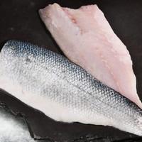 Seabass Fillet Skin on 130/190gr 1kg