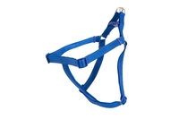 "Ancol Padded Nylon Harness X-Large 8-9 Blue 36"" x 1"