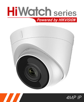 HiWatch 4MP IP Dome 30mtr IR 2.8mm