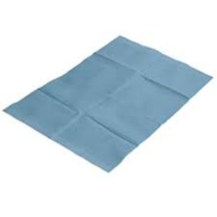DMI - BLUE SERVIETTE BIBS