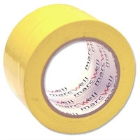 Yellow Floor Marking Adhesive Tape