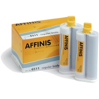 COLTENE AFFINIS REGULAR BODY REGULAR SET SYSTEM 50 50ML X 2 & MIXING TIPS X 12