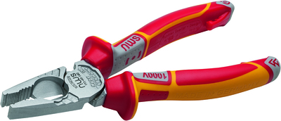 VDE High Leverage Combination Pliers 165mm