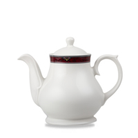 Sandringham Tea/Coffee Pot 4 Cup 30oz 85.2cl Carton of 4