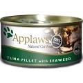 Applaws Cat Can - Tuna & Seaweed in Jelly 70g x 24