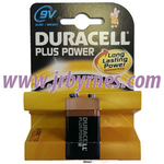 Duracell Box  9v MN1604 Basic x10