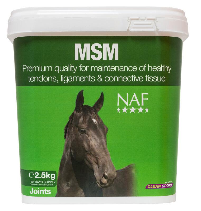 NAF MSM 2.5kg