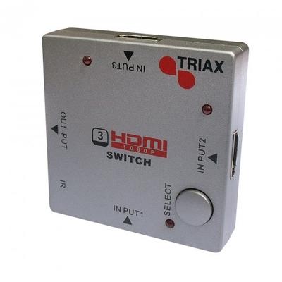 Triax HSS 3 x 1 HDMI Selector