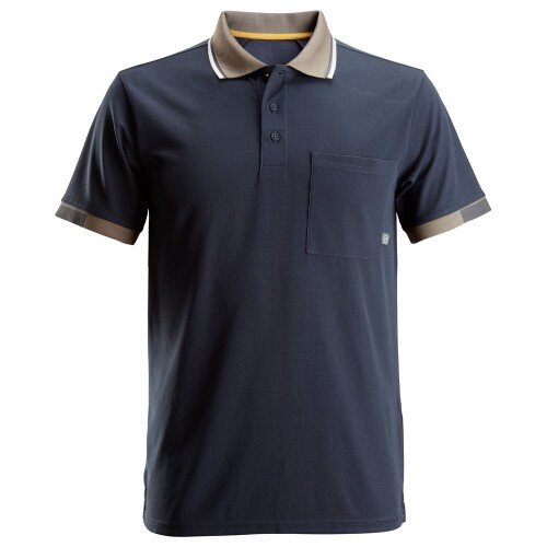 SNICKERS 2724 ALLROUND 37.5 TECH POLO SHIRT