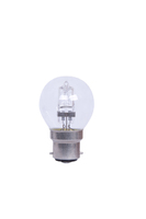 Energy Saver 30W Halogen Clear Candle