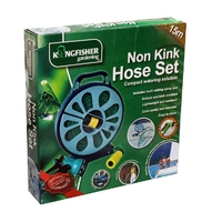 Kingfisher 15m Lay Flat Hose Non-Kink (515FPC)
