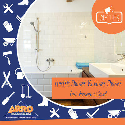 Electric Shower Vs Power Shower – Cost, Pressure & Speed