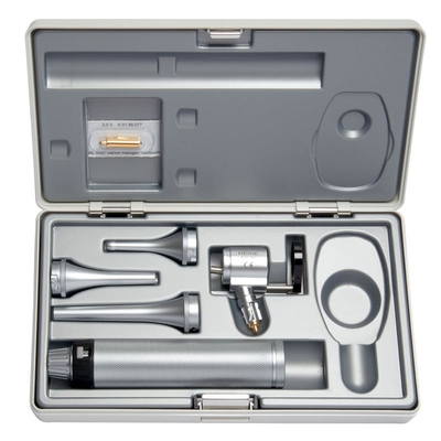 HEINE Slit Illumination Otoscope Set Closed 2.5v