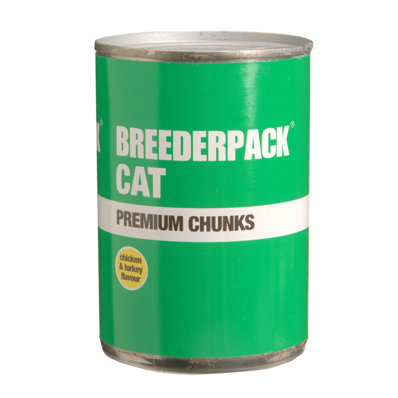 Breederpack Premium Chunks Cat 12 x 400g