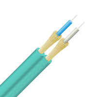 Draka OM3 50/125 Tight Buffered Duplex Fibre Optic Cable