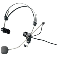 Shure SM12A-CN | MICROPHONE Headworn dynamic c/w earphone