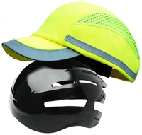 Surflex 5 cm Bump Cap Hi-Visibility Yellow
