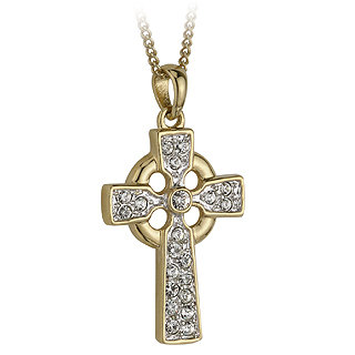 G.P. CRYSTAL CROSS(BOXED)