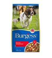 Burgess Adult Dog Beef 15kg
