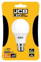 JCB 10W (60W) LED B22 GLS LAMP WARM WHITE 806 LUMEN