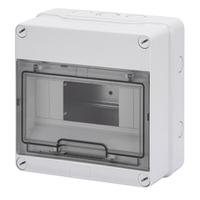 Gewiss 8 MOD Surface IP55 Enclosure