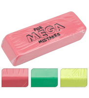 Koop Mega Eraser 3 Assorted