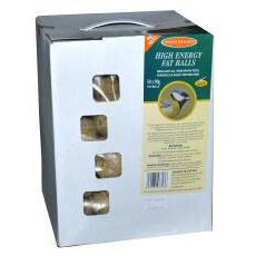 Johnston & Jeff Fatballs Refill Without Nets Box 50 x 90g