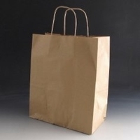 Medium Brown paper bag