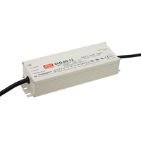 CLG-60-24 | AC TO DC POWER SUPPLY ENCLOSED LED SINGLE OUTPUT 24 VOLT 2.5 AMP 60 WATT