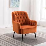 Miley Harvest Pumpkin Chair 2