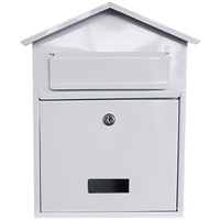MAIL BOX WHITE