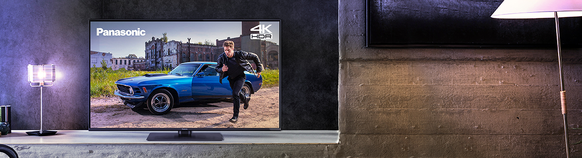 Read our blog on the new Panasonic Consumer TV range