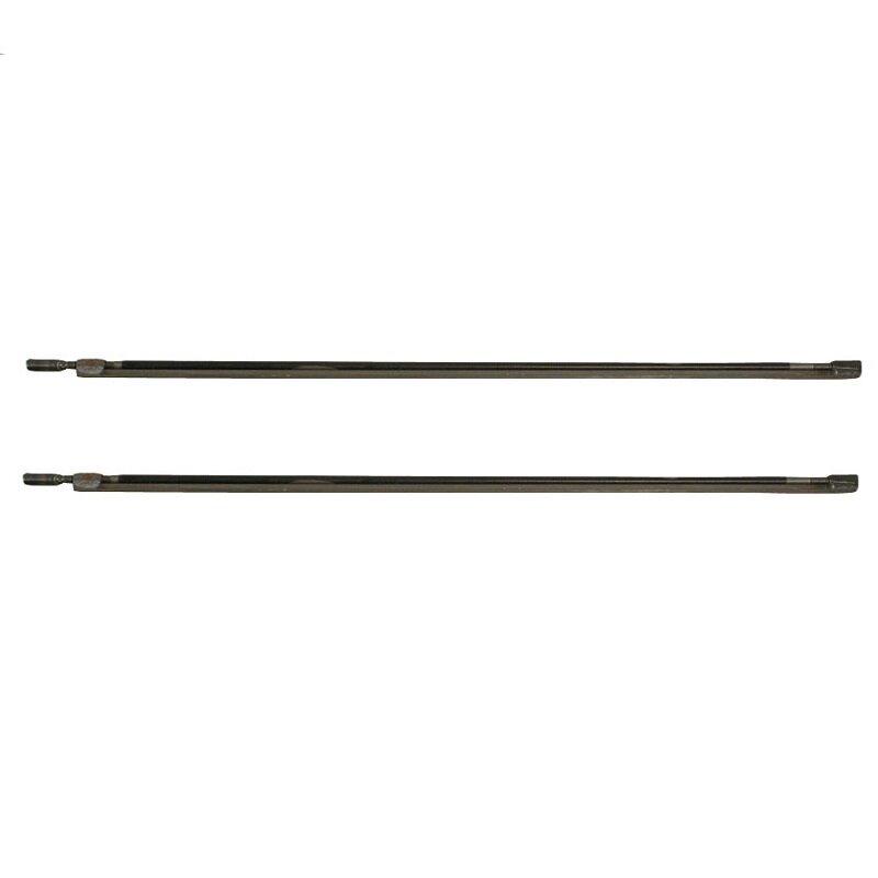 Truss rod thinline, two-way adjustable