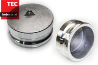 Camlock Dust Plug Stainless Steel