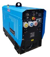 Mase Genset 300A Welder Generator w/ 115/230/400V, Kubota 3-Cyl Water-Cooled Diesel